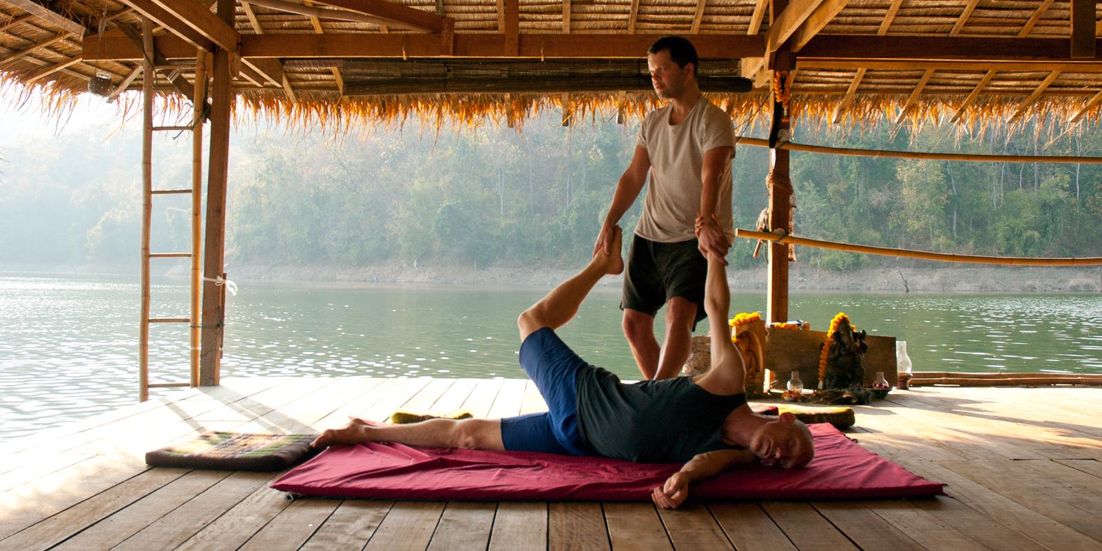 Vervolg Cursus Thaise Yoga Massage