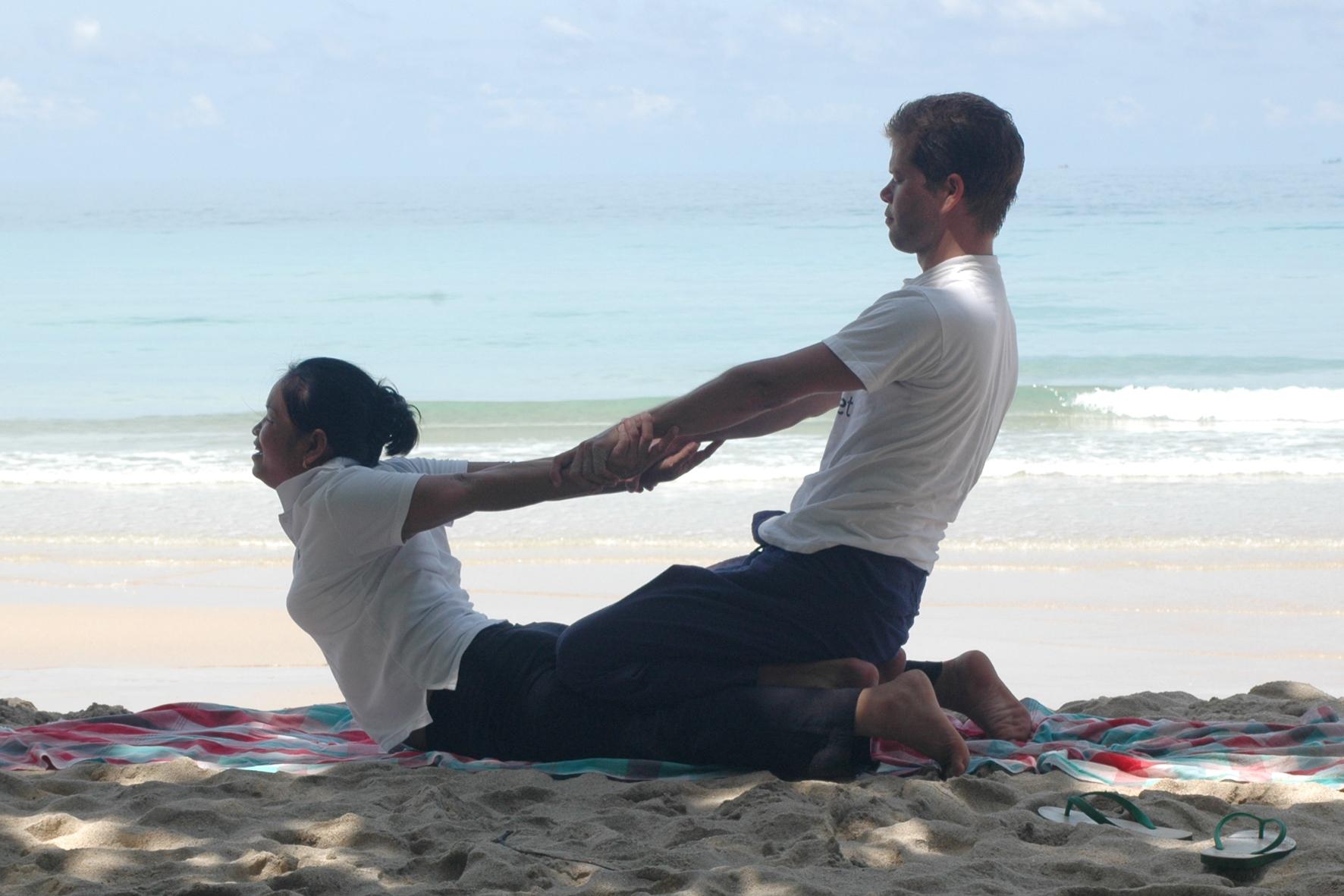 thaise yoga massage amsterdam